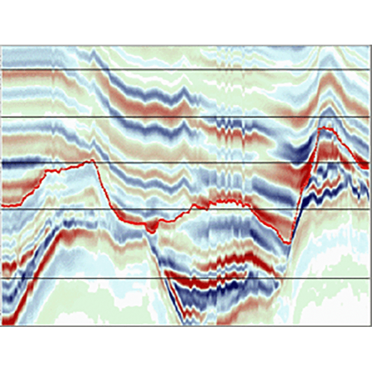 Seismic Coloured Inversion